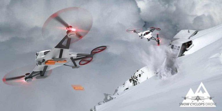 4 concepts de drones innovants