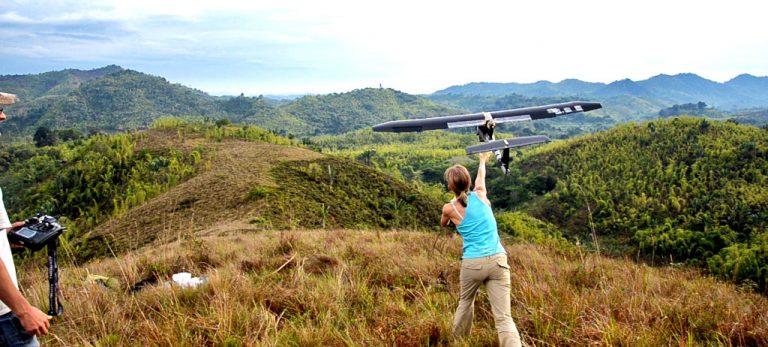 7 exemples d'utilisation des drones pour la protection de l'environnement