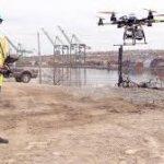 Outre atlantique : le drone dans le secteur du BTP.