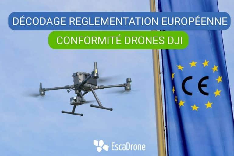 Décodage de la nouvelle réglementation européenne sur les drones et conformité des produits DJI