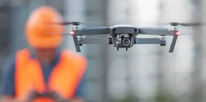 Centre de formation drone intra-entreprise