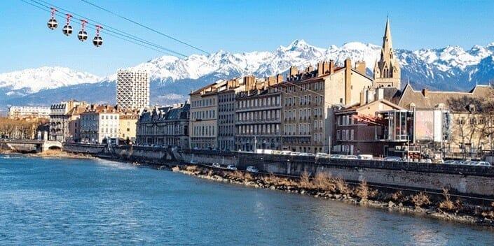 Centre de formation drone à Grenoble