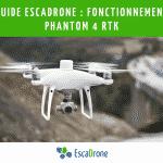 Phantom 4 RTK : les 3 modes de fonctionnement en RTK / PPK