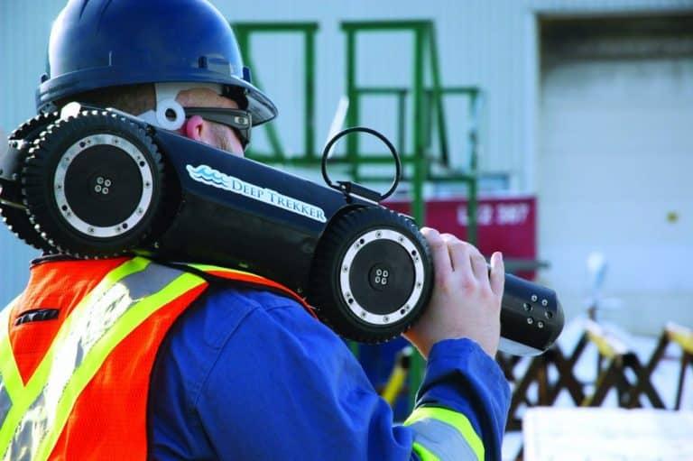 Dans quels secteurs utiliser un ROV terrestre crawler ?