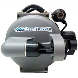 Caméra auxiliaire pour ROV DTG3