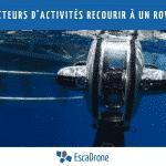 Dans quels secteurs d'activités recourir à un ROV sous-marin ?