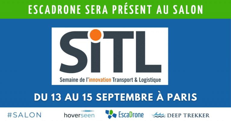 Escadrone participe à la Semaine de l'Innovation du Transport & de la Logistique 2021