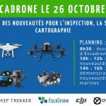 Escadrone organise une démonstration à Paris le 26 octobre